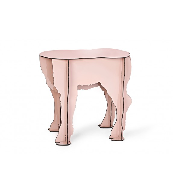 Tabouret Table basse Scotty Rose