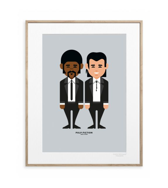 LeDuo Pulp Fiction