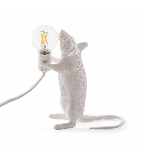 Lampe à poser Mouse siiting Seletti