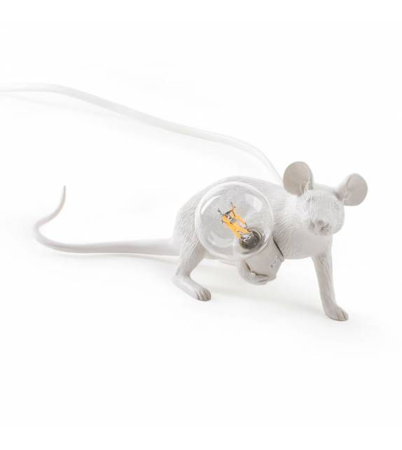 Lampe à poser Mouse lie down