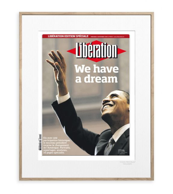 Libé Obama Dream