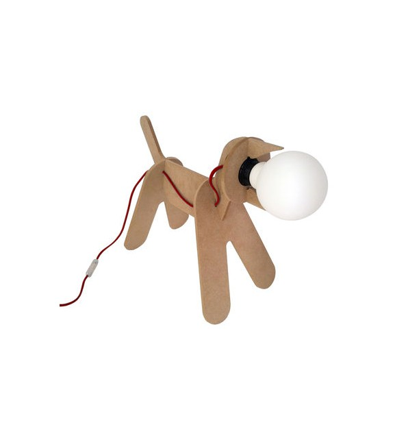 Lampe Chien Get Out - ENO