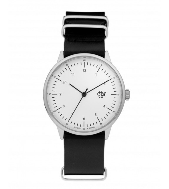 Montre Harold Black/White